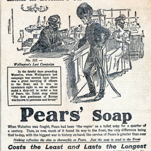 Links in Britain's chain of war - Pears' soap