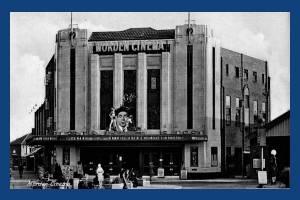Morden Cinema, Aberconway Road, Morden