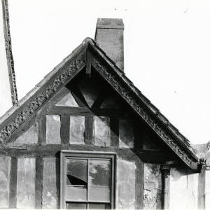 No 5, King Street, Hereford, east gable