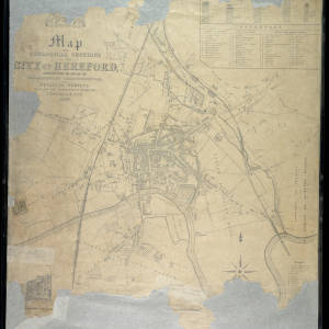 Map of City of Hereford 1858.jpg