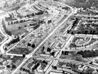St. Helier Estate, Morden. Aerial view