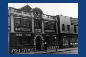 Blackmore Printers: Merton High Street,  No. 85