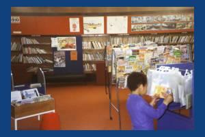 Children's Area, Mitcham Library