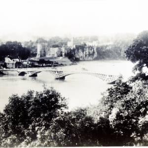 Chepstow Castle and Bridge