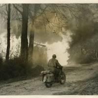 Dispatch rider, WWII
