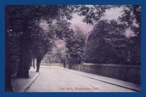 Arthur Road, The Well,  Wimbledon Park