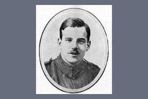 Second Lieutenant George Edward Cates - VC