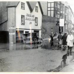 Flooding in the 1960s, Hereford