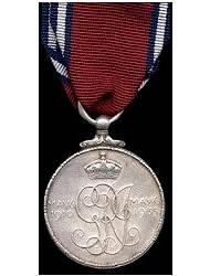 King George V Silver Jubilee Medal