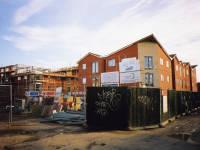 Sandy Lane, Building site