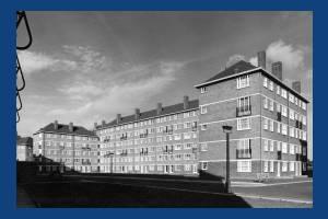 Elm Nursery Estate, Mitcham:    Mainwaring Court
