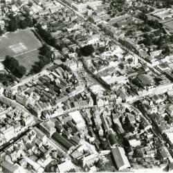 Aerial views of Leominster