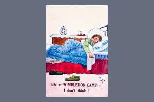 Wimbledon Army Camp