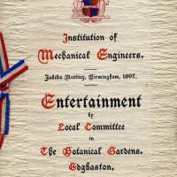 Jubilee meeting programme