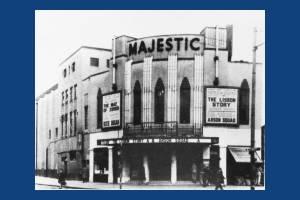 Majestic Cinema, Upper Green West, Mitcham