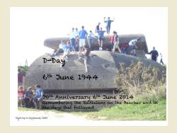 D-Day 70th anniversary commemoration