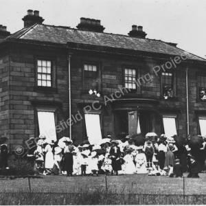 Barnes Hall early 20th Century.