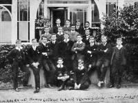 Kings College School : Boarders from Carrodus House