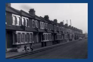 Laburnum Road, Nos. 52-56, Colliers Wood