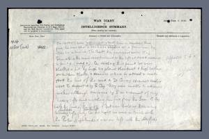 War Diary (2) for 2nd Battalion, Royal Sussex Regiment - Twyman