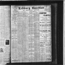 Ledbury Guardian 1916