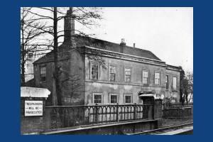 Abbey House, Merton