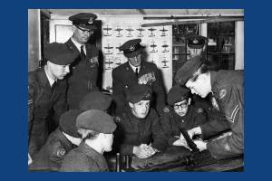 Air Training Corps: Annual Inspection