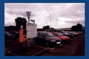 York Close Car Park, Morden