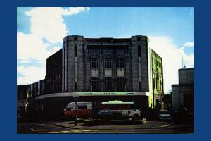 Odeon Cinema, corner of London Road and Aberconway Road, Morden