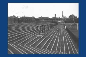 Football Terraces, Plough Lane, Wimbledon