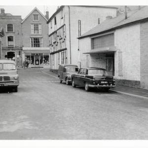 Old Cinema, Bromyard, 1964