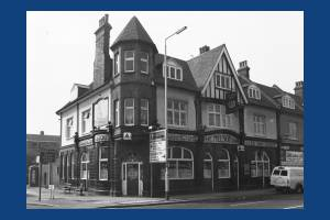 Merton High Street, The Nelson Arms