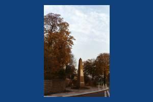 Madeira Road, Mitcham: The Obelisk