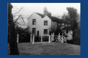 Phipps Bridge Road, Mitcham: White Cottage