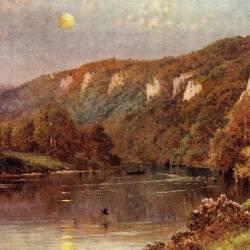 Wye Valley postcards
