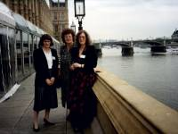 Wimbledon staff at the House of Commons
