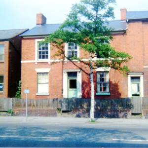 Residential House on Commercial Road, Hereford c1990