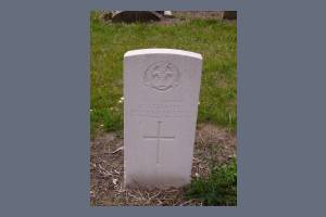 Gravestone of David James Elliott