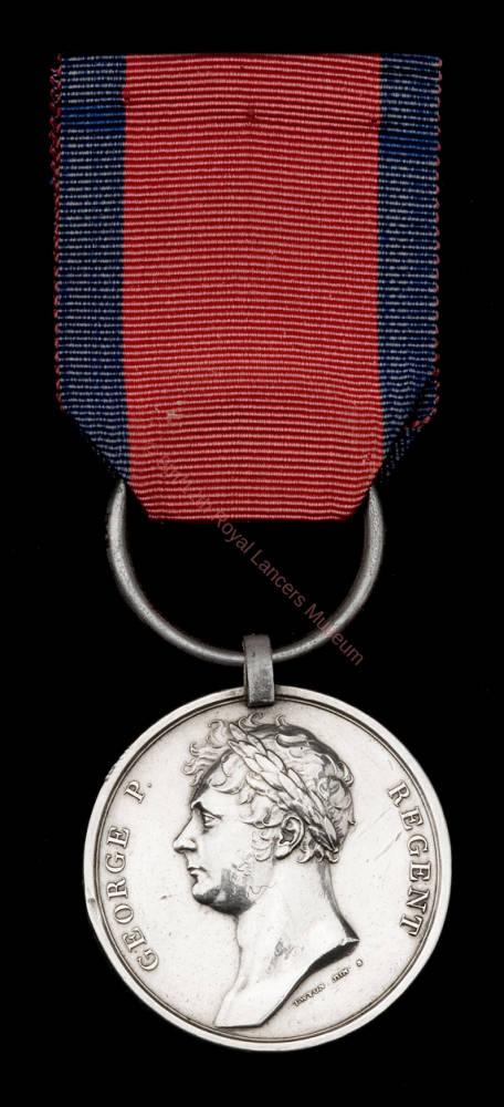 Waterloo Medal