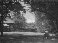 The farm and Brickfield Cottage, Wimbledon Common