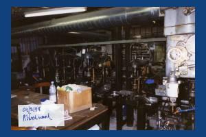 Alfred Wood Ltd: Filtering unit