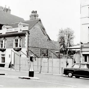 The Orange Tree, King Street, Hereford, 1960s