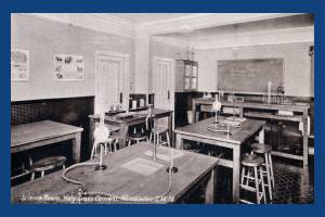 Holy Cross Convent, Wimbledon: Science Room