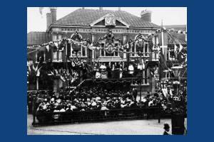 Wimbledon Incorporation ceremony, Wimbledon Town Hall