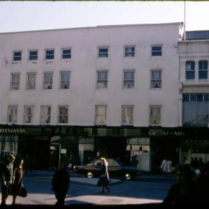 Greenlands, High Town, Hereford, 1969