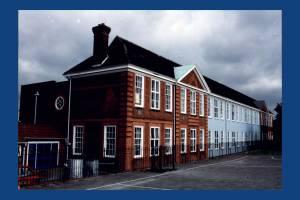 Malmesbury Road School, North Building