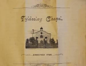 Tyldesley Upper George Street School Time Capsule