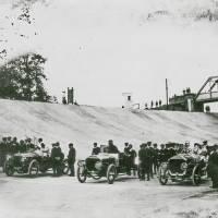 Brooklands Motor Course: Napier