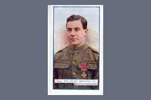 Lieutenant William Ewart Boulter - VC