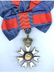 The Most Distinguished Order of St Michael & St George
